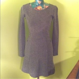 NWOT Theory Dress with Sleeves